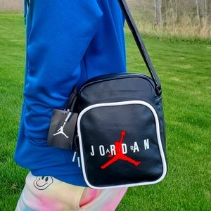 Nike Air Jordan Messenger Purse Bag